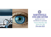 Martinsville Eyecare Center